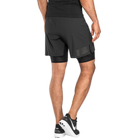 Salomon Exo Twinskin Shorts Herre black